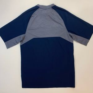 adidas Shirts - Adidas Climalite Half ZIP Athletic Half Sleeve XS